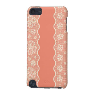 Lace pattern, flower vintage 4 iPod touch (5th generation) covers