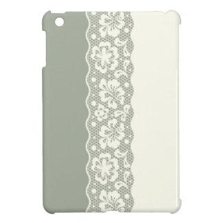 Lace pattern, flower vintage 5 iPad mini covers