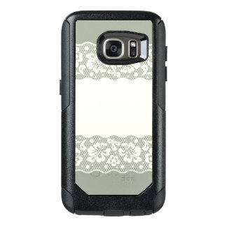 Lace pattern, flower vintage 5 OtterBox samsung galaxy s7 case