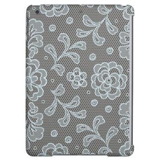 Lace pattern, flower vintage 6