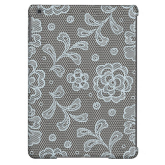 Lace pattern, flower vintage 6 case for iPad air