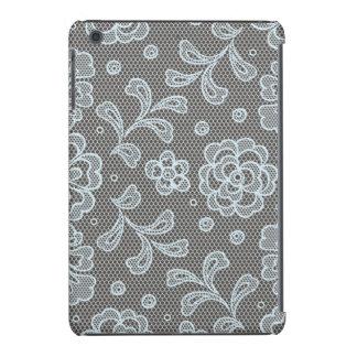 Lace pattern, flower vintage 6 iPad mini cover
