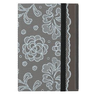 Lace pattern, flower vintage 6 case for iPad mini