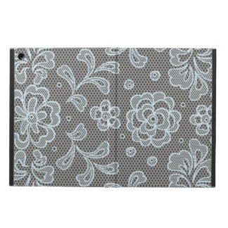 Lace pattern, flower vintage 6 iPad air covers
