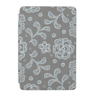 Lace pattern, flower vintage 6 iPad mini cover