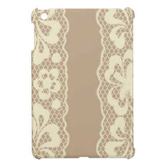Lace pattern, flower vintage 7 case for the iPad mini