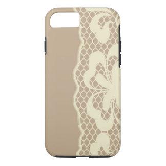 Lace pattern, flower vintage 7 iPhone 8/7 case