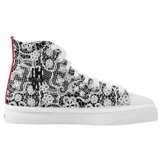 Lace shoes by Vonholm