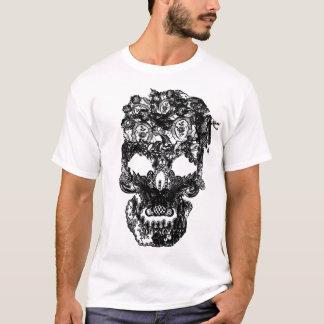 Lace Skull Shirt