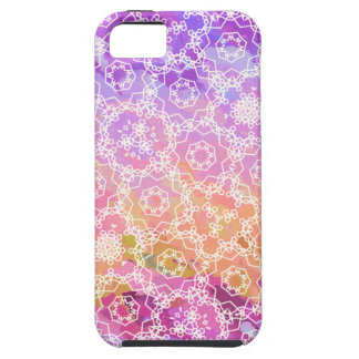 Lace sunset iPhone 5 case