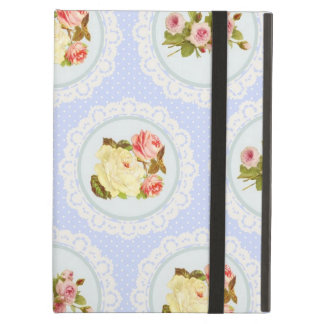 Lace Victorian Floral pattern iPad Air Case