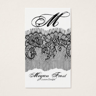 laced customize your monogram