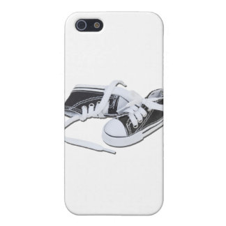 LacedTennisShoes032112.png iPhone 5 Case