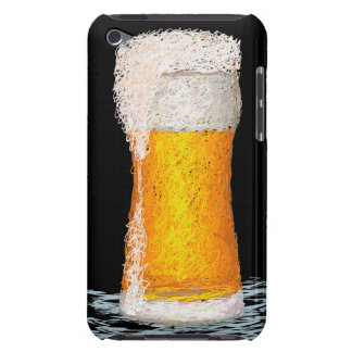 Laces Glass Of Beer iPod Case iPod Touch Cases