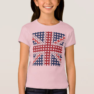Lacey Union Jack T-Shirt