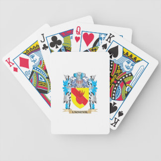 Lachenal Coat of Arms - Family Crest Poker Cards