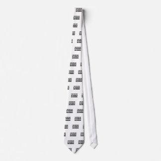 Lack Of Strength Disturbing Tie