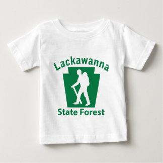 Lackawanna SF Hike (male) T-shirts