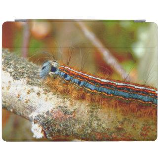 Lackey Moth Caterpillar iPad Cover