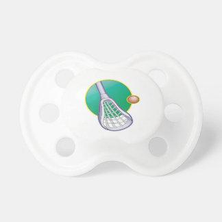 Lacrosse 3 baby pacifier