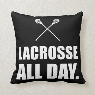 Lacrosse All Day White Cushion