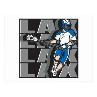 Lacrosse Attack Post Cards
