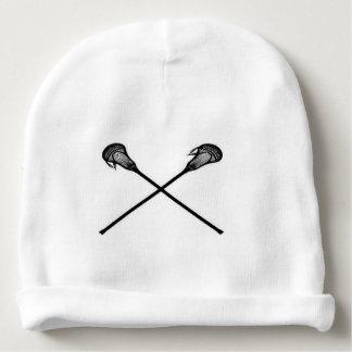 Lacrosse baby beanie