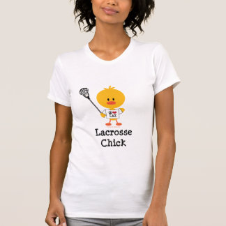 Lacrosse Chick T shirt