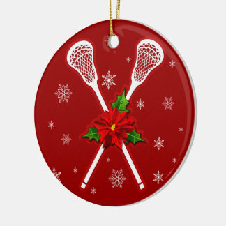 Lacrosse Christmas Tree decoration