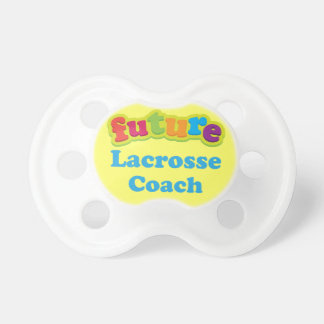 Lacrosse Coach (Future) Pacifier Gift