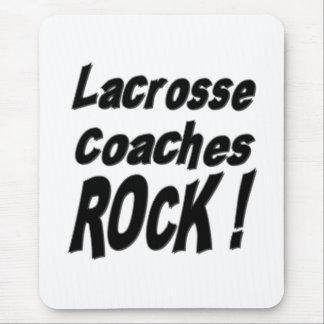 Lacrosse Coaches Rock! Mousepad