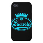 Lacrosse Crown Case For iPhone 4