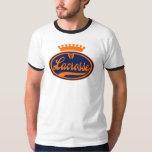 Lacrosse Crown T Shirts