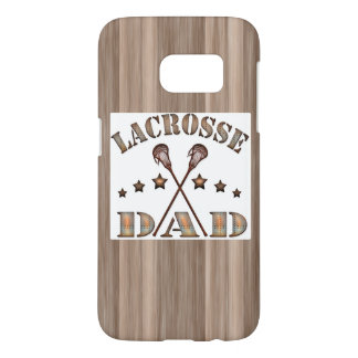 Lacrosse Dad Steampunk Phone Cover