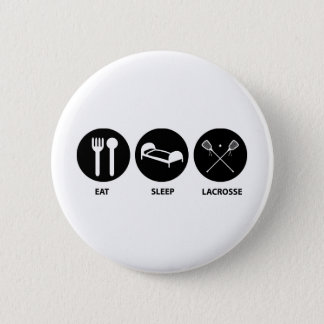 Lacrosse Evolution 6 Cm Round Badge