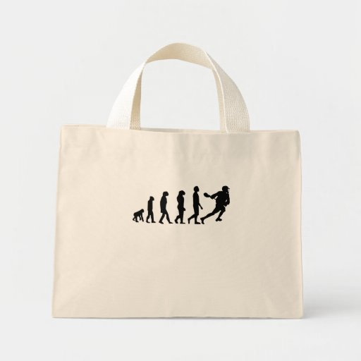Lacrosse Evolution Tote Bags