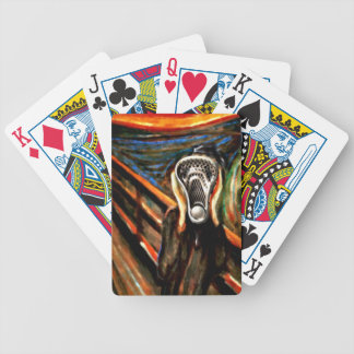 Lacrosse Funny Bicycle Playing Cards