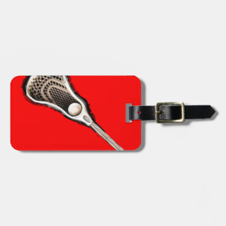 Lacrosse Gear Luggage Tag