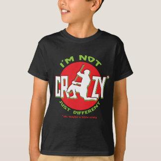 Lacrosse Goalie Design T-Shirt