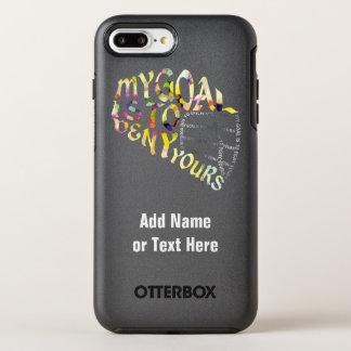 Lacrosse Goalie Quote Otterbox OtterBox Symmetry iPhone 7 Plus Case