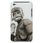 Lacrosse Goalkeeper Barely There iPod Covers