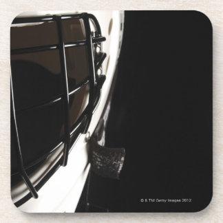 Lacrosse helmet coaster