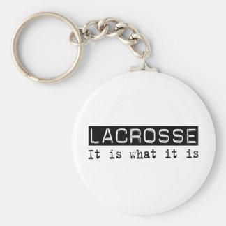 Lacrosse It Is Key Chains