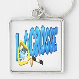 Lacrosse Keychains