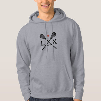 Lacrosse Lax Hoodie
