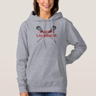 Lacrosse LAX Mom hoodie