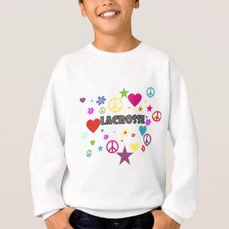 Lacrosse Mixed Graphics Sweatshirt