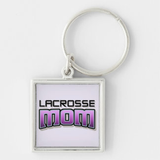 Lacrosse MOM Keychains