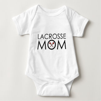 Lacrosse Mom Tee Shirt