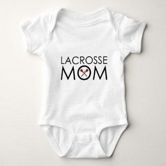 Lacrosse Mum Tee Shirt